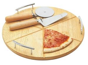 Доска для нарезки и подачи пиццы